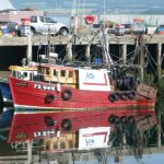 Fishing Boats, Cromarty Harbour