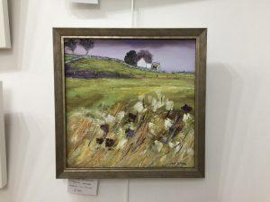 Painting by Jane MacRae
