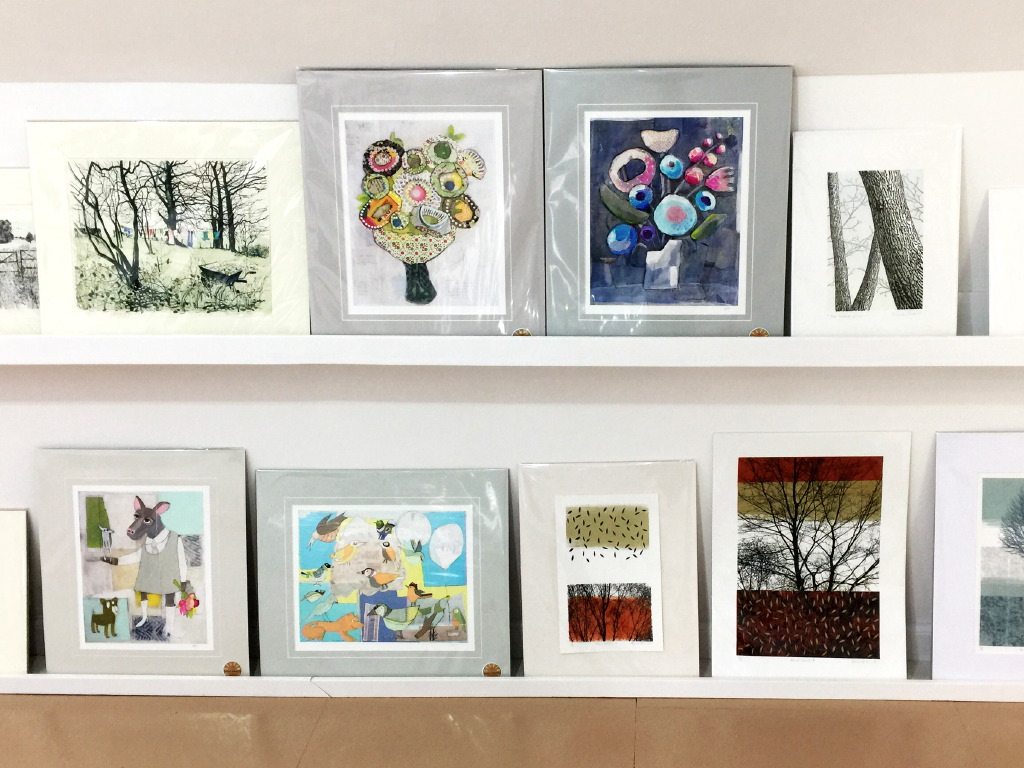 Mounted prints for sale at gallery48