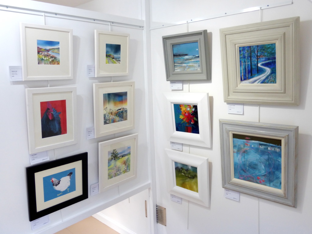 Prints and paintings in gallery48